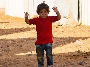 Syria war - Kid