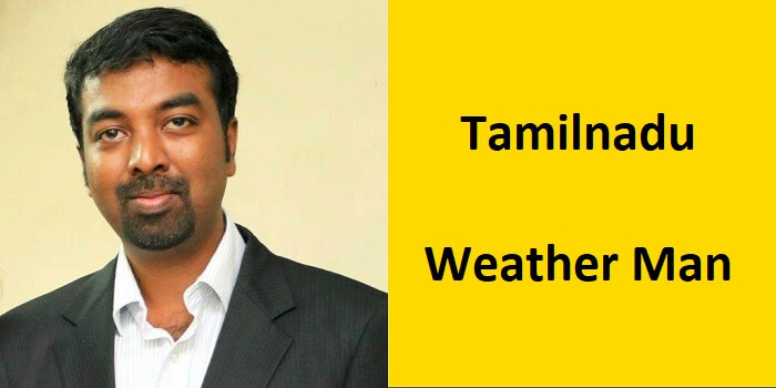 Tamilnadu Weather Man